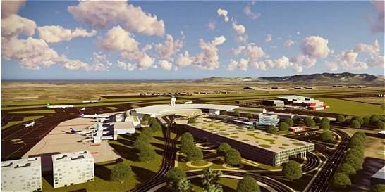 La segunda pista del aeropuerto José María Córdova sería para 2040