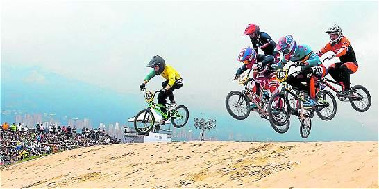 Medellín, la ciudad cuna del BMX en Colombia
