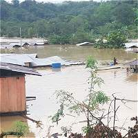 Más de 63.000 personas afectadas por el invierno en Chocó