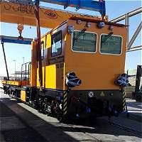 Metro tendrá nueva locomotora para labores de mantenimiento