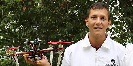 Luto por muerte de inventor en Medellín