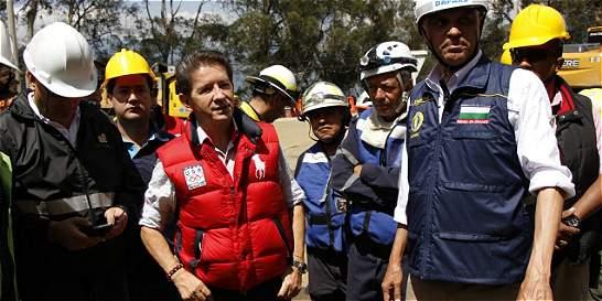 Habrá estudios y decisiones sobre minería en la vía Medellín-Bogotá
