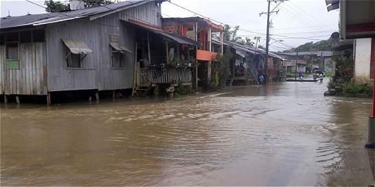 Emergencia invernal en el Chocó dejó 1.600 víctimas