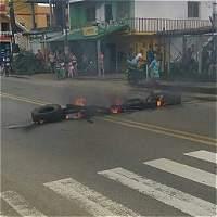 Mineros en Tarazá, Antioquia, declararon asamblea y advierten paro