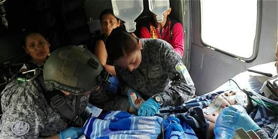 Falleció uno de los niños agredidos con machete en Antioquia