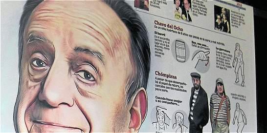 Gómez Bolaños bajo el lapiz de un centenar de caricaturistas