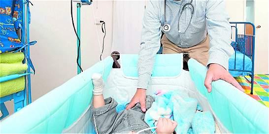 Convenio con hospital de Estados Unidos para la atención infantil
