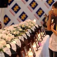Entregan en Medellín 15 restos de víctimas del conflicto