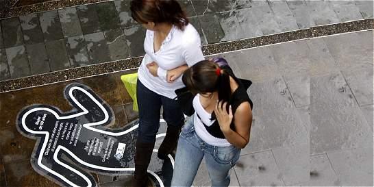 Cada día 13 mujeres sufrieron maltrato intrafamiliar en Medellín