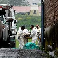 A la espera de pruebas para identificar cuerpos de la tragedia aérea