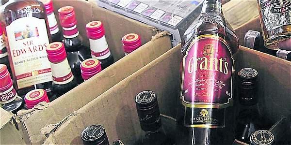El licor adulterado, una amenaza para diciembre
