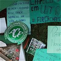 Chapecó se alista para recibir y honrar a víctimas del accidente aéreo