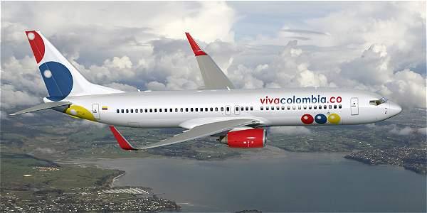 VivaColombia indicó que el capitán del vuelo FC8170, que cubría la ruta entre San Andrés y Bogotá,