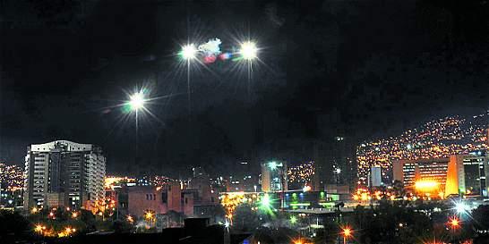 Por primera vez en Medellín, no hubo quemados durante alborada