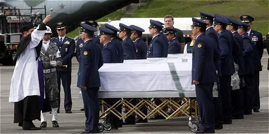Terminó la repatriación de los fallecidos en accidente aéreo