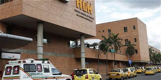 Hospital General de Medellín cierra servicios a pacientes de Coomeva