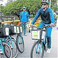 Días libres a cambio de ir al trabajo en 'bici'