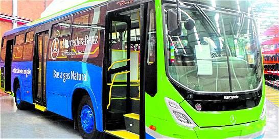 Medellín se montó en la tecnología de transporte público