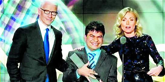 Jeison Aristizábal, Héroe CNN que ayuda a 530 niños con discapacidad