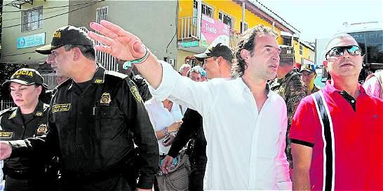 Comienza plan para recuperar seguridad en el noroccidente de Medellín
