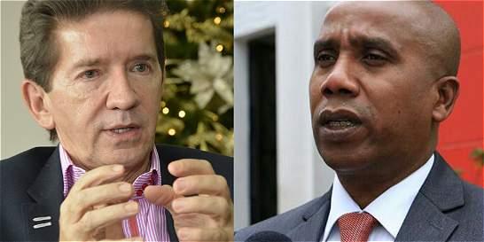 Gobernador de Antioquia emprenderá demanda contra el de Chocó