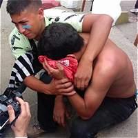 42 heridos durante el quinto día de desalojos en Bello