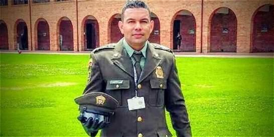 Falleció policía herido en Envigado, Antioquia