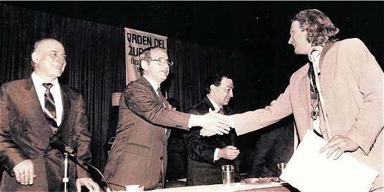 Periplo de F. Cabrera empezó en Medellín