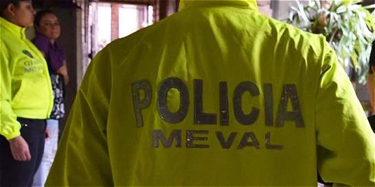 Dos policías fueron capturados por hurto, en Medellín
