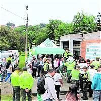 El plan para proteger a los estudiantes de Medellín