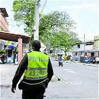 Plan de seguridad en Castilla reduce cifras de homicidios y hurtos