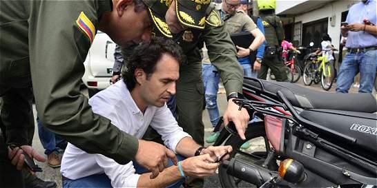 Polémica por el manejo que dio el Alcalde de Medellín a caso de atraco
