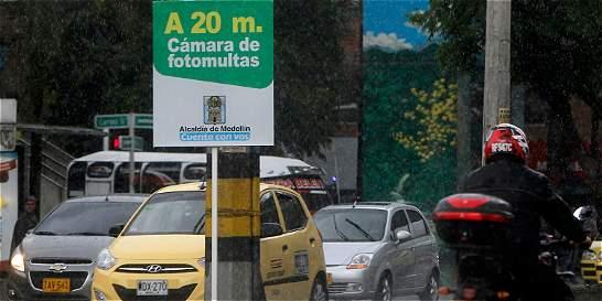 Alcaldía de Medellín revocó 169.004 multas por fotodetecciones