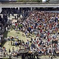Nuevo enfrentamiento en pabellón 8 de cárcel Bellavista