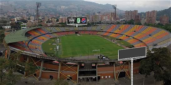 Estadio de Medellín tendrá dos pantallas de alta definición
