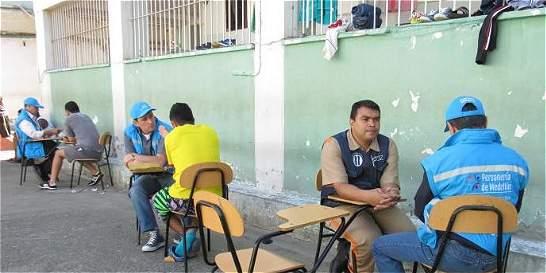 Personería revisará presuntas irregularidades en cárcel de Bellavista