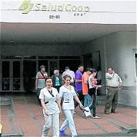 Empleados de Saludcoop piden garantías laborales