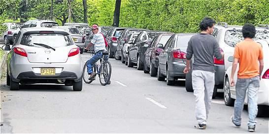 Comienza rotación de la medida de pico y placa en Medellín