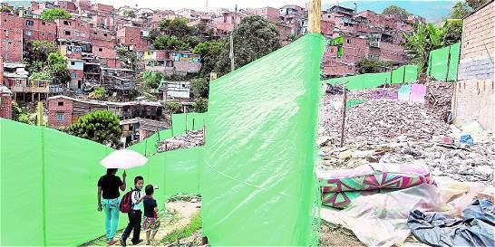 Persiste zozobra en desalojados de Bello, Antioquia
