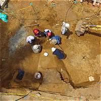 Ya se han encontrado seis tumbas indígenas en Itagüí