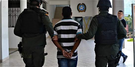 Policía captura a cabecilla del clan del Golfo en Antioquia