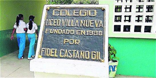 Liceo Villanueva, el colegio que el clan Castaño fundó en Córdoba