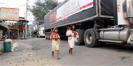 Camiones con papel para medios entrarán este miércoles a Venezuela