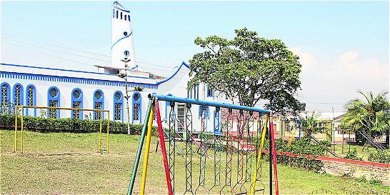 Planean recuperar el Parque Santa Bárbara de Garagoa