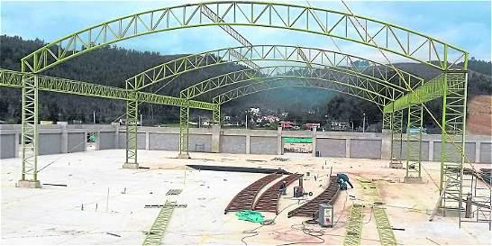 A la plaza regional de Tibasosa le faltan recursos
