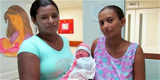 Recién nacida trajo paz a madre que perdió a 2 hijos en bus incinerado