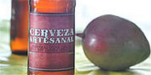 La fruta se produce de forma natural en la zona.