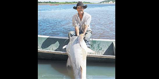 La pesca en los tiempos de la bonanza petrolera