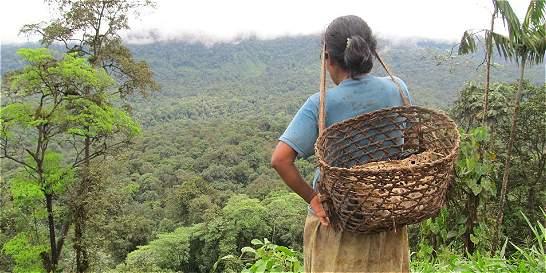 Mujer, 'india' y esclava