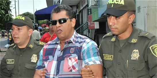 A la cárcel sindicalista detenido por granada en su equipaje